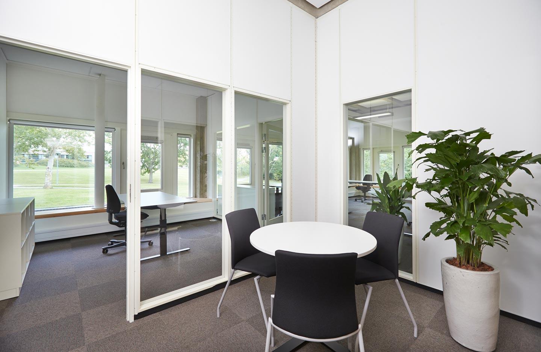Kontor til leje - Lej erhvervslokaler hos WTC Ballerup i København