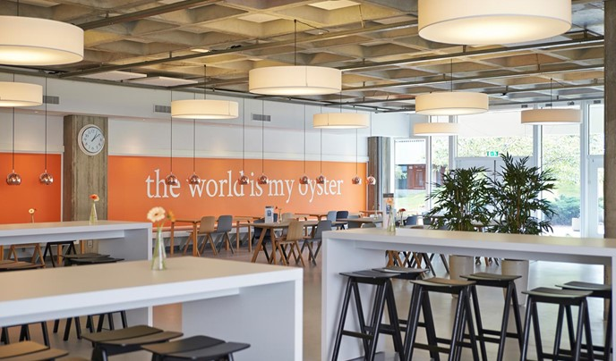 World Trade Center Ballerup er et moderne Business Center centralt placeret i Ballerup