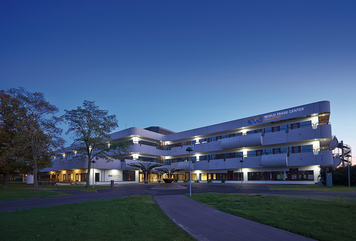 Learn more about WTC Ballerup here